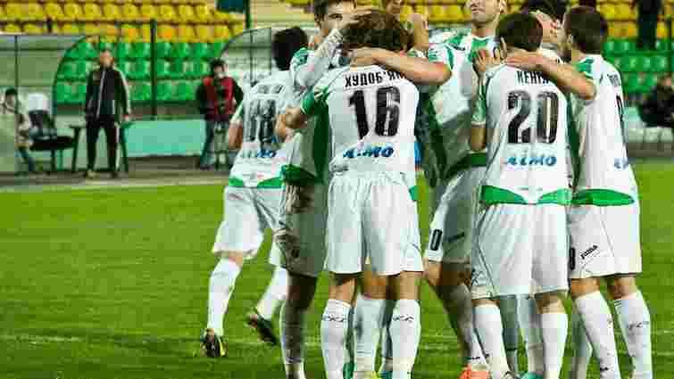 Львівські «Карпати» внічию зіграли перший офіційний матч року