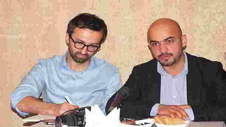 Мустафа Найєм і Сергій Лещенко офіційно стали викладачами УКУ