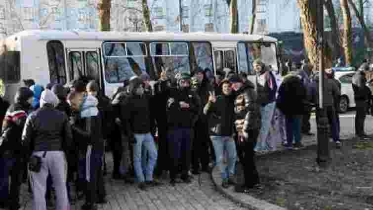 Правоохоронці затримали екс-керівників Дніпропетровщини, котрі організовували банди «тітушок»