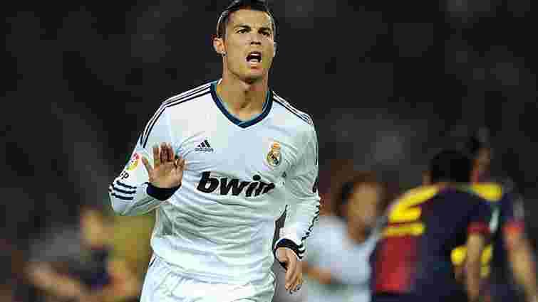 Кріштіану Роналду вдруге поспіль назвали найбагатшим футболістом планети