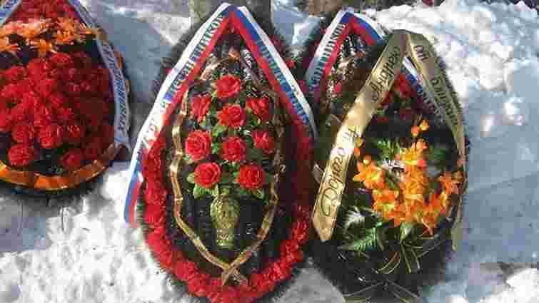 У Тольятті поховали російських спецназівців, які загинули під Дебальцевим