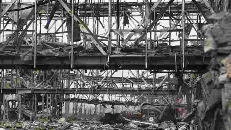 Донецький аеропорт став в'язницею для сотні українських бійців, - ОБСЄ