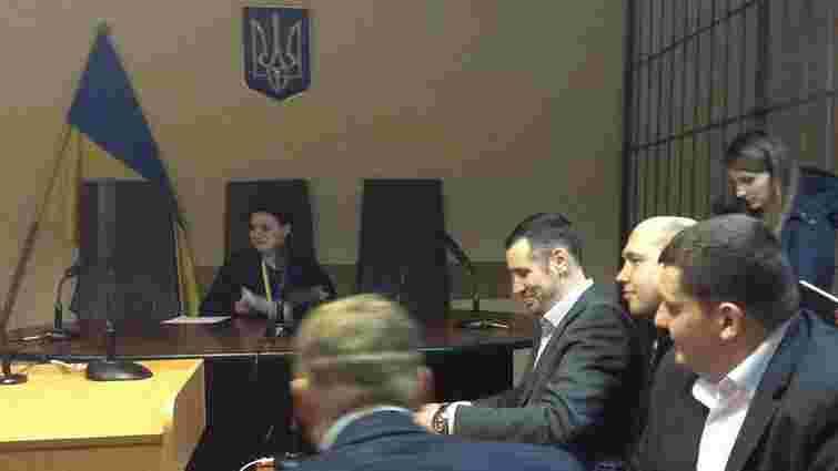 Київський суд відмовився арештовувати суддю Вовка