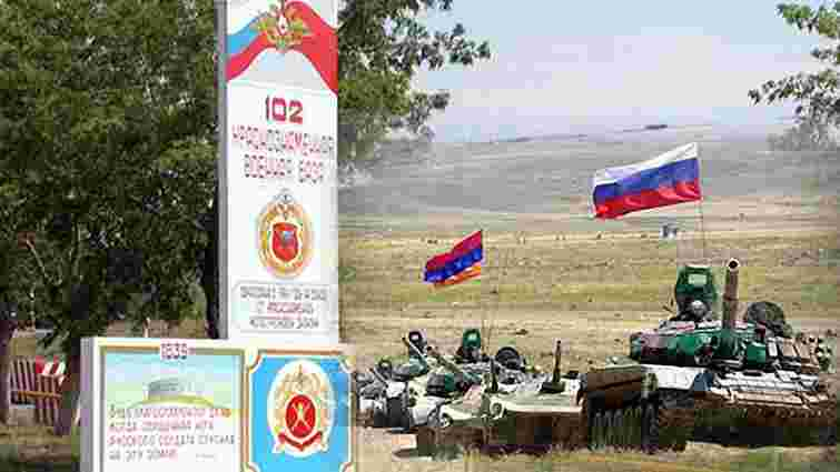 Російського прикордонника у Вірменії знайшли повішеним поблизу Гюмрі
