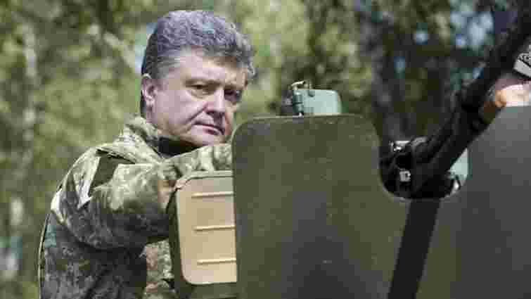 Президент вніс у Верховну Раду законопроект про допуск іноземних військових до навчань в Україні