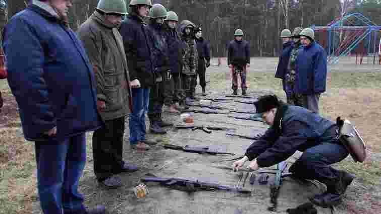 На Львівщині стартує другий етап навчань мобілізованих