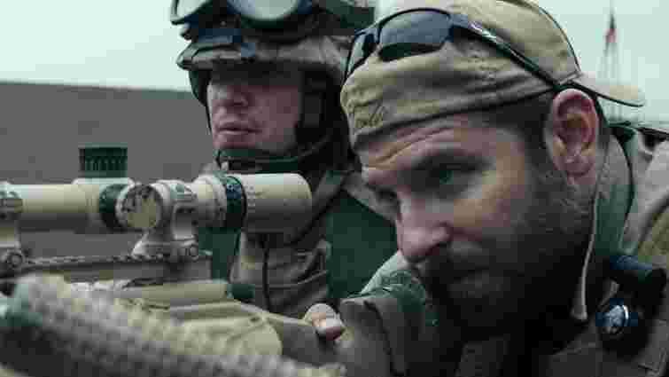 """""""Американський снайпер"""" став найкасовішим фільмом року у США"""