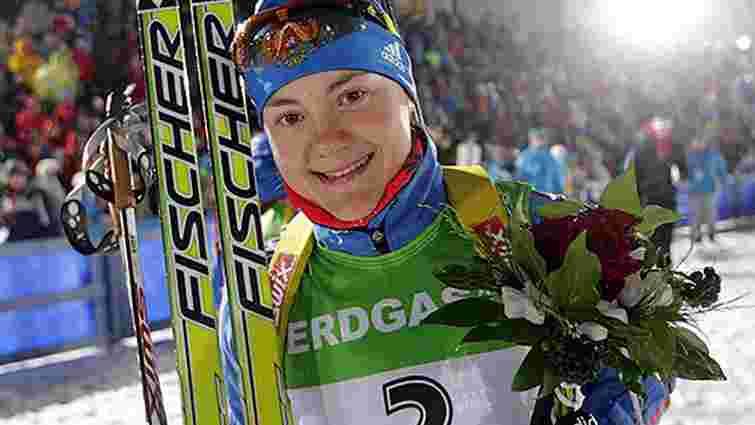 Російська біатлоністка стала сенсацією індивідуальної гонки на чемпіонаті світу