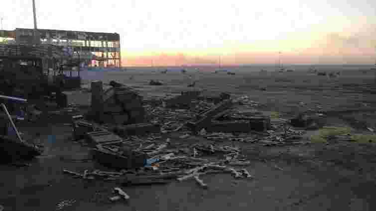З донецького аеропорту вивезли тіла 16 українських військових