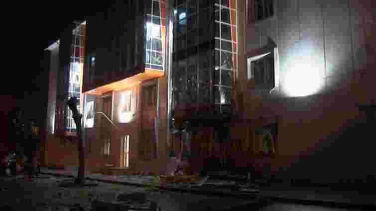Міліція назвала вибух біля офісу «Самопомочі» в Одесі терактом