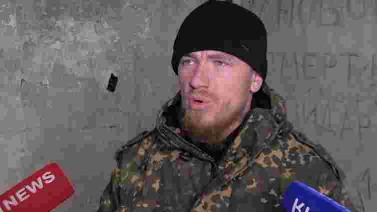 Донецькі партизани повідомили про поранення бойовика «Мотороли»