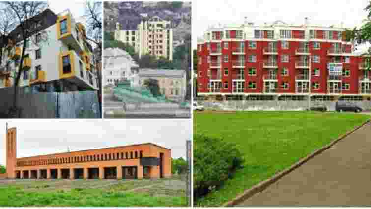 П'ять кращих новобудов Львова