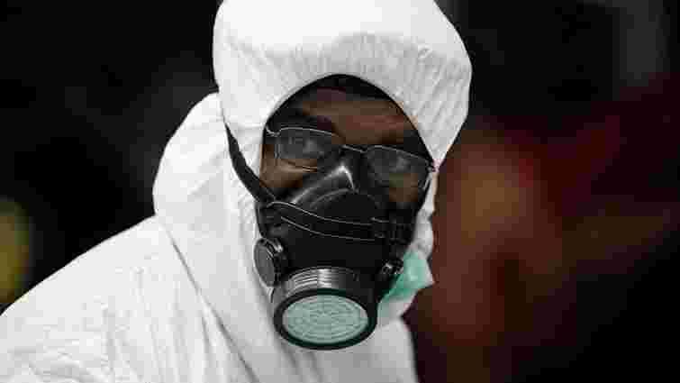 В Казахстані госпіталізували росіянина з підозрою на Еболу
