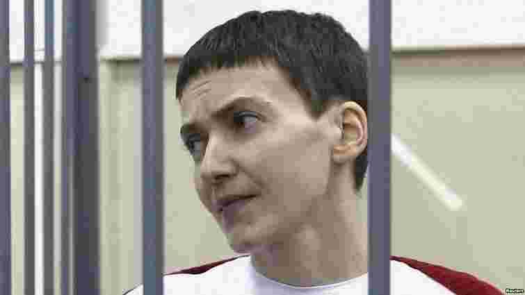 Надія Савченко ще не підписала відмову від голодування