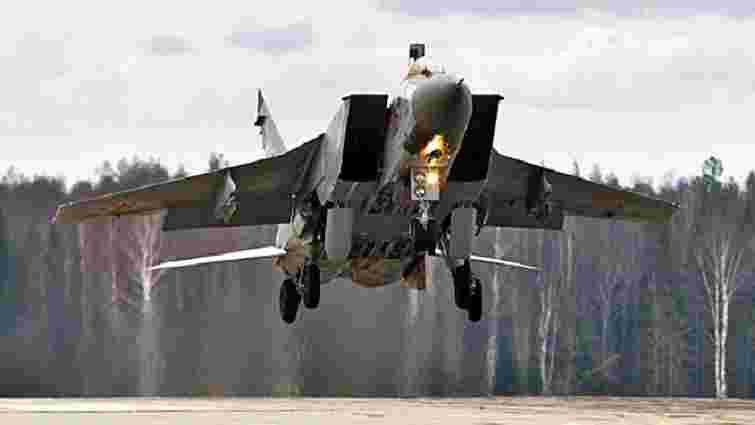 У Росії почалася масштабна передислокація військової авіації