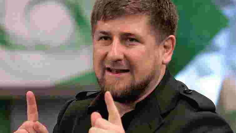 Аксьонов нагородив Кадирова орденом «За вірність обов'язку»