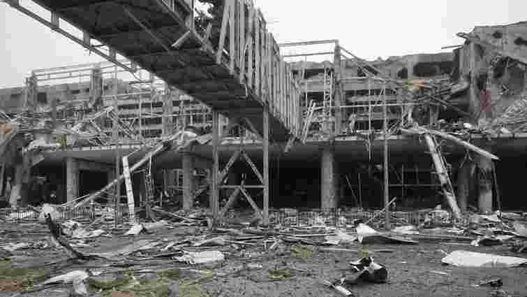 Під завалами донецького аеропорту терористи знайшли тіло ще одного «кіборга»