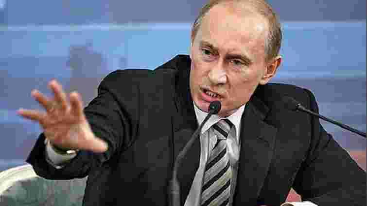 Путін про Україну: Ми –  один народ і зробимо все, щоб встановити нормальні відносини