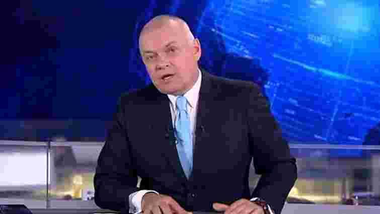 Молдова оголосила російського телеведучого Кісєльова персоною нон-ґрата