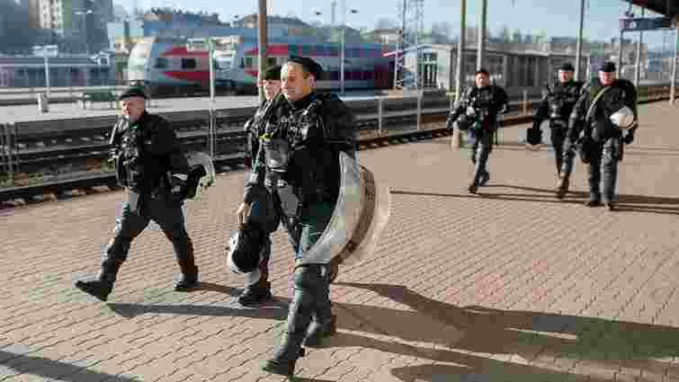 Литовська поліція оточила вокзали Вільнюса через потяги з російськими призовниками