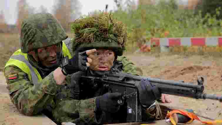 Парламент Литви схвалив обов'язковий призов в армію