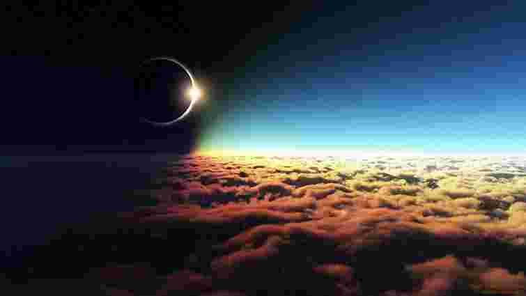 Затемнення сонця сьогодні можна буде спостерігати по всій Землі