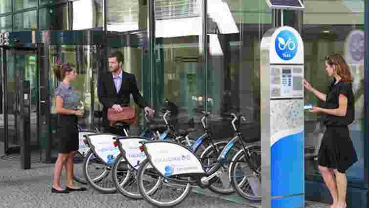 Кілька фактів про муніципальний велопрокат у Львові