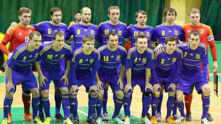 Збірна України з футзалу вийшла до фінальної частини Євро-2016