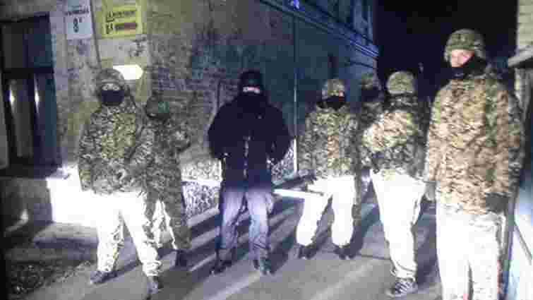 Філатов: Озброєні люди під «Укрнафтою» не є бійцями батальйону «Дніпро-1»
