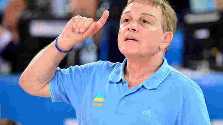 Збірна України ризикує залишитись без головного тренера перед Євробаскетом