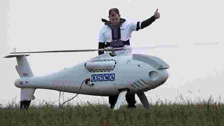 Бойовики заборонили місії ОБСЄ використовувати безпілотники над позиціями «ДНР»