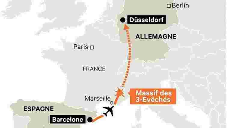 Французькі диспетчери скасували страйк через авіакатастрофу