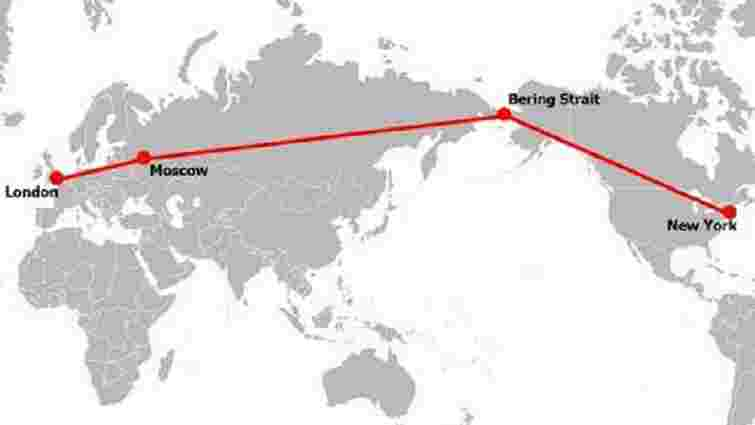 У Росії представили проект міжконтинентальної залізниці, яка пролягатиме через Сибір