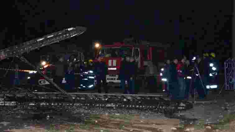 Вночі на Волині впав літак «АН-2» з контрабандними цигарками, пілот загинув (відео)