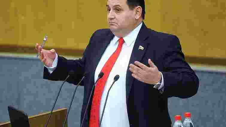Російський депутат закликає прокуратуру покарати Тимошенко, Псакі й Гаммонда