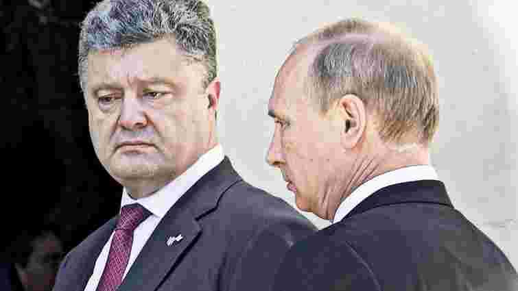Порошенку і Путіну необхідно зустрітись один на один, – Кравчук