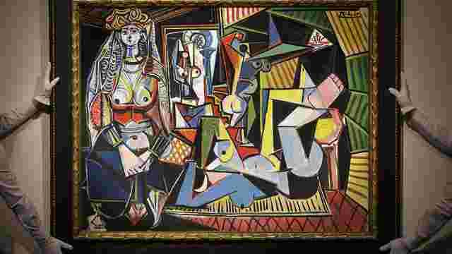 Картину Пікассо оцінили в $140 млн