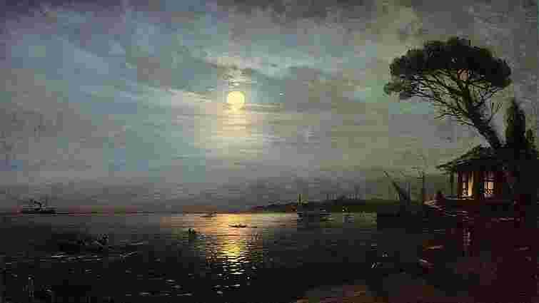 Картини Айвазовського та Шишкіна потрапили у Сімферополь з Маріуполя