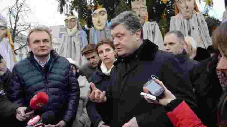 Садовий увійшов до трійки лідерів президентського рейтингу, - КМІС