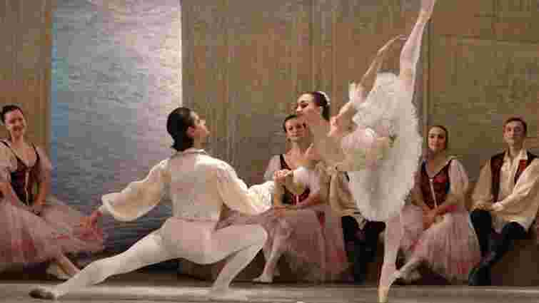 Порошенко присвоїв звання «народного артиста» львівському танцівникові