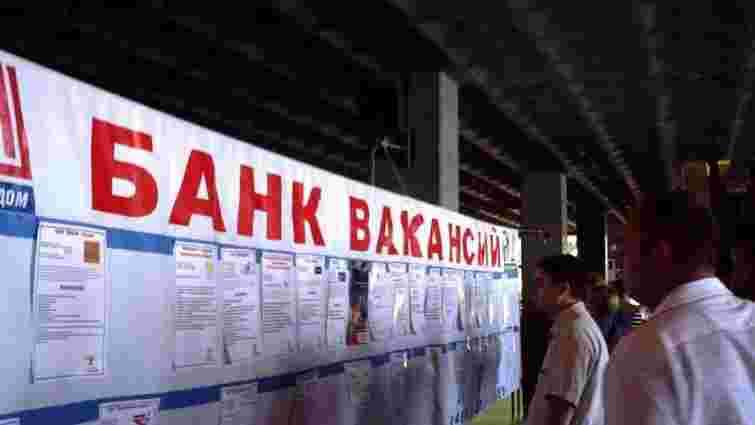 На одне робоче місце в Криму претендують троє безробітних