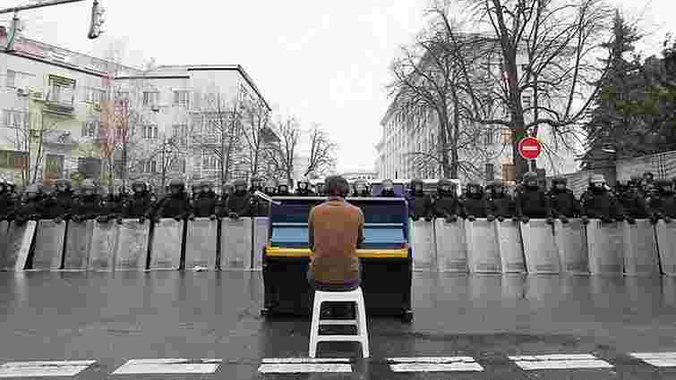 Легендарне піаніно з Майдану відправили в музей