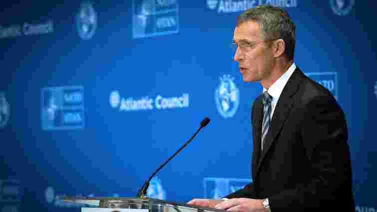 Генсек НАТО: Росія не має права ветувати вступ України до НАТО