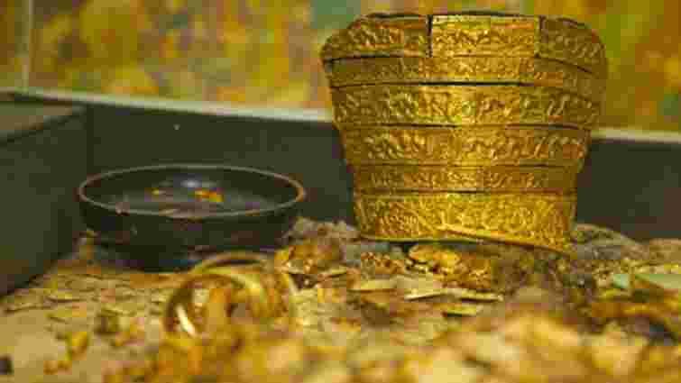 Верховна Рада звернеться до Нідерландів із приводу скіфського золота