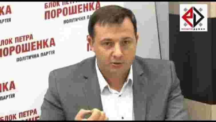 Порошенко представив нового голову Чернігівської ОДА Валерія Куліча