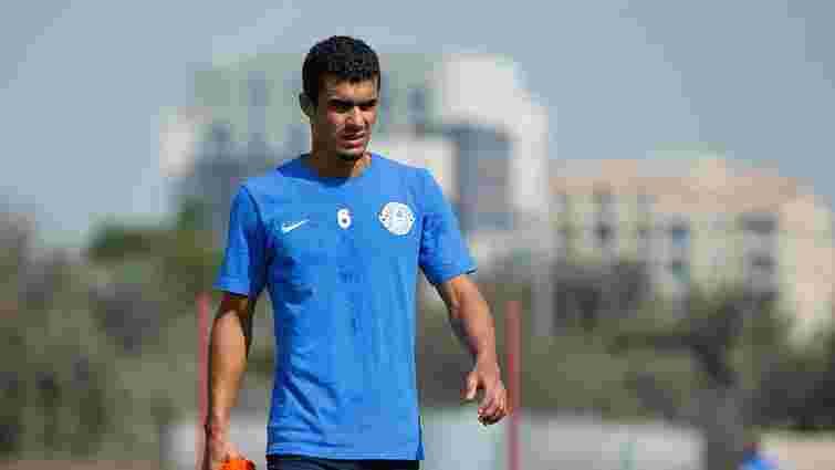 Гравець, який розірвав контракт із «Дніпром», пройшов перегляд у Бразилії