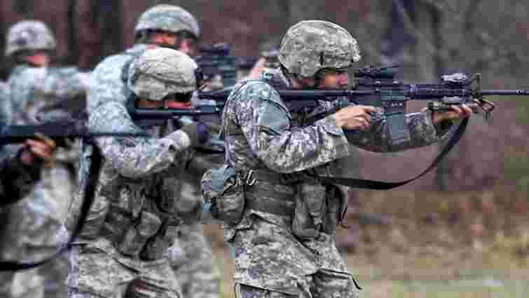 Близько 300 інструкторів НАТО тренуватимуть бійців Нацгвардії