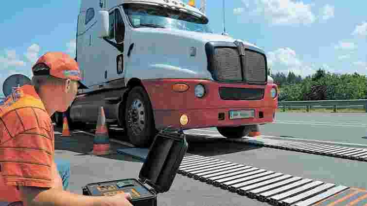 В Україні введуть автоматичний ваговий контроль транспортних засобів