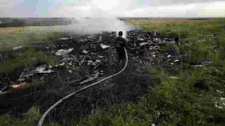 На аудіозаписі у справі збитого MH17 упізнали російського генерал-майора