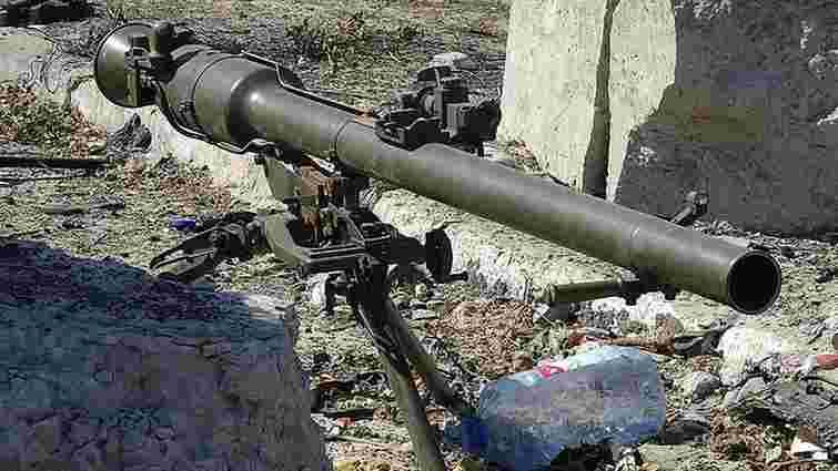 Російські найманці під Маріуполем отримали нову протитанкову зброю
